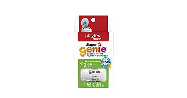 Amazon.com: Diaper Genie Playtex Recambio de filtro de ...