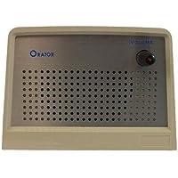 CORTELCO ITT-01074400APAK / Orator Speaker Desktop in ASH
