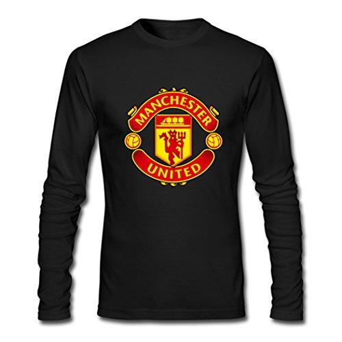 Custom Manchester United Sleeve Shirt
