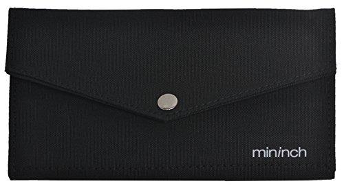 UPC 740450500834, Mininch Multipurpose Canvas Utility Roll Pouch (Black)