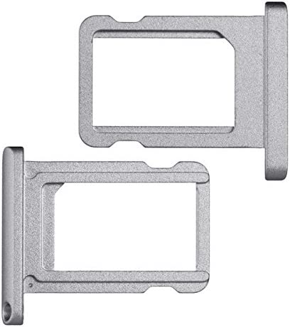 SIM Card Slot Tray Holder Replacement for iPad Air 1 iPad Mini 1 2 3 Black