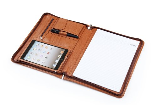 Deluxe Leather Padfolio Letter Size Paper product image