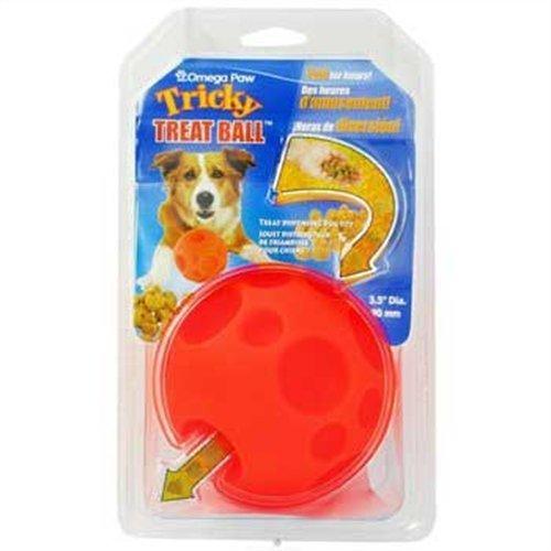 Tricky Treats Dog Toy Size: Medium (3.5)