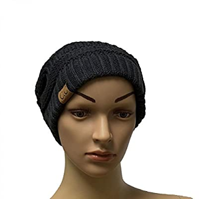 Charcoal Grey_Winter Hat Cap Fashion Cap- outdoor skiing (US Seller)