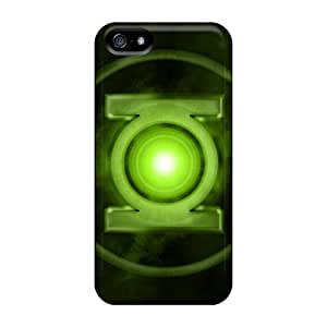 Iphone 5/5s HKm4672fDUR Customized Nice Green Lantern Series Perfect Hard Cell-phone Cases -MansourMurray