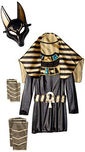 Fun World Anubis Child Costume, Multicolor, One Size
