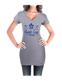 NHL Ladies' Toronto Maple Leafs V-Neck Cover Up