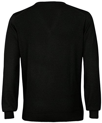 04b Lacoste Pull Marron Ah3015 Noir wUnFfRq