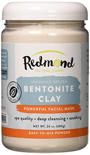 Redmond Clay Bentonite Facial