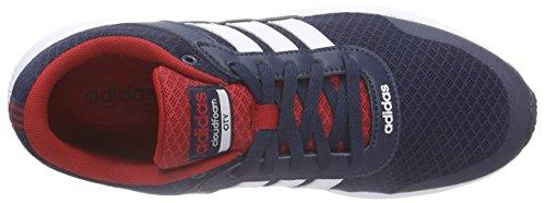 adidas Cloudfoam Vs City K, Zapatillas de Deporte para Niños Conavy/Ftwwht/Powred