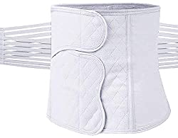 Postpartum Belly Wrap C Section Recovery Girdle Belly Band Belt Shapewear Cotton