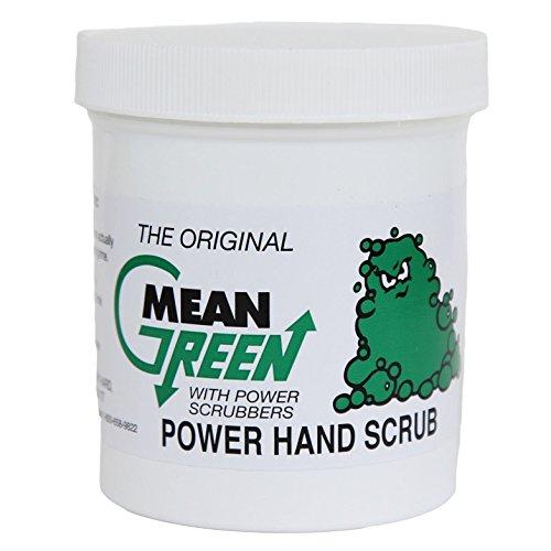 Mean Green Power Hand Scrub (16 oz Jar)