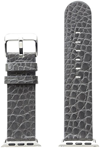 Grey Alligator Strap - 5