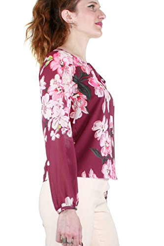 Fall Fiori Donna 2018 winter Blusa A Liu Fantasia 2019 Jo Mainapps qOnEvt