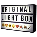 Locomocean Light Up Your Life Cinematic A4 Lightbox, Pla