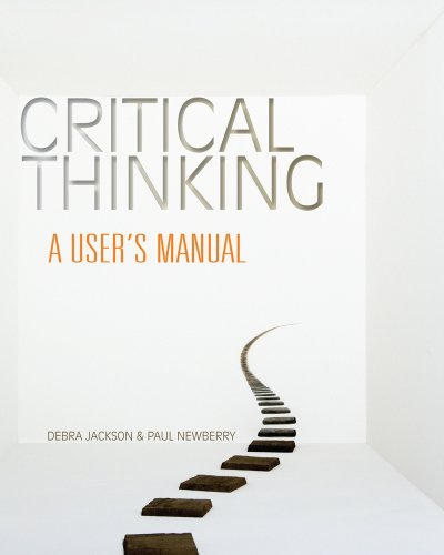 Download Critical Thinking: A User's Manual Pdf