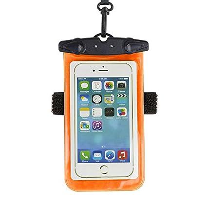 Amazon.com: xiuxxxliu64 teléfono, bolsa impermeable, buceo ...