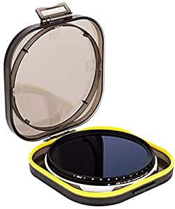 JJC 58mm Ultra-slim Variable Neutral Density Filter (ND2 - ND400) for Lenses With 58mm Filter Thread