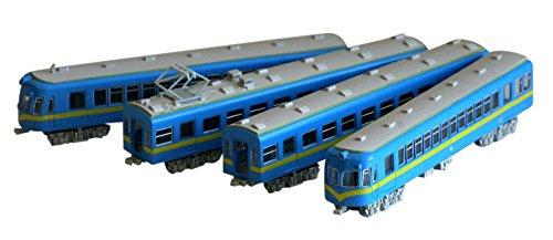 Nゲージ 西日本鉄道1300形 特急塗装 ブルー ディズプレイモデルの商品画像