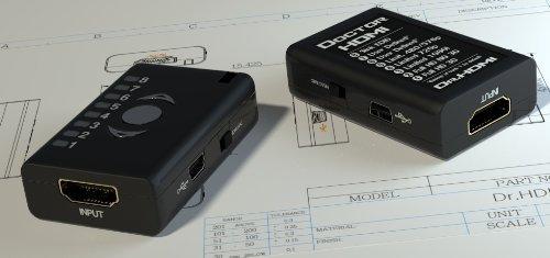 HDFury Dr. HDMI - HDMI EDID Manager / Emulator inkl. USB Kabel