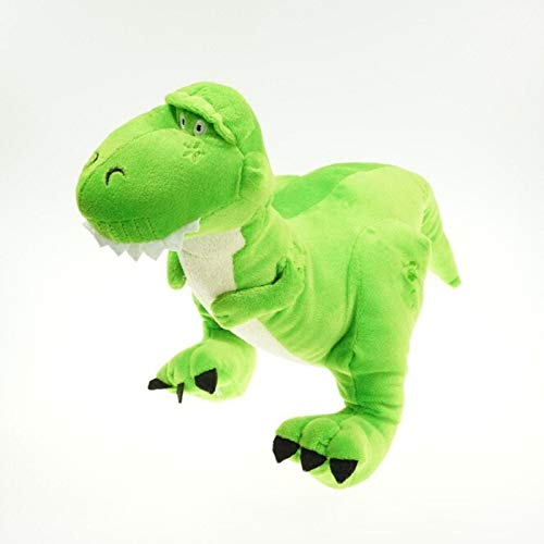 1pcs New Plush Toy Story Rex Dinosaur Soft and Stuffed Animal Toys 30cm Toys & Hobbies Christmas Birthday Gift from CHITOP
