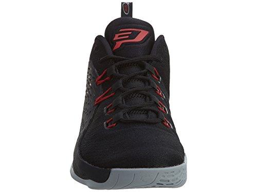 Jordan Uomo, CP3 X, Tessuto tecnico, Sneakers, Nero