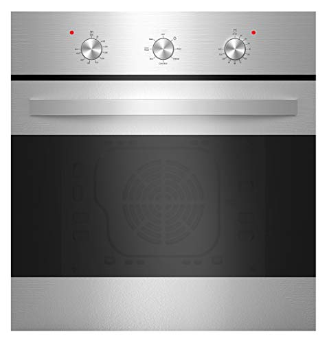 Steel 6 Cooking Functions Electric Built-in Convection Single Wall Oven EMPV-B14LTL ()
