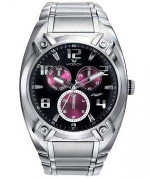 Reloj de caballero Viceroy de la Colección Fernando Alonso en acero 74557-75: Amazon.es: Relojes