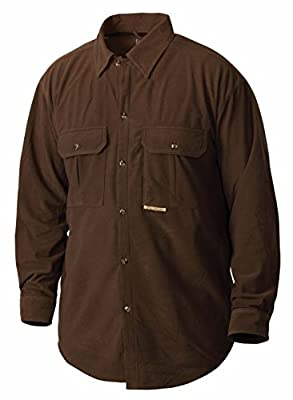 Drake Men's Three Pocket Micro-fleece Shirt
