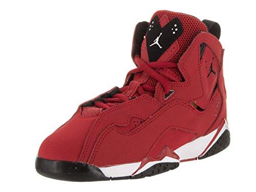 Nike Kids' PS Jordan True Flight Basketball Shoes, Size 12 US Little - Jordans Cheap Kid