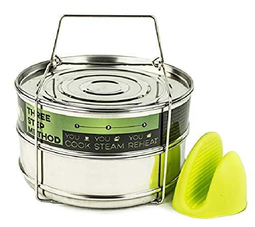 instant pot steamer insert - 9