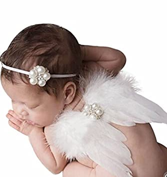 iKulilky Accesorios de fotografía para bebés,Bebé recién Nacido ...