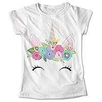Blusa Unicornio Colores Playera Estampado Sueño Feliz 022