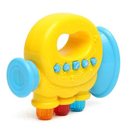 Bebé mini Magic mano Trompeta Arpa Musical LED educativo juguetes de los niños por shopidea, type: A