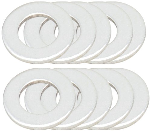 Bolt Motorcycle Hardware (DPWM14.223-10) M14 x 22.3mm Drain Plug Washer, (Pack of 10)