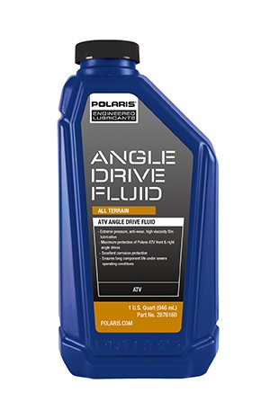 Case of Polaris Angle Drive Fluid by Polaris