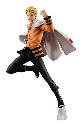 - Megahouse Boruto: Naruto The Movie: Seventh Hokage Gem Series PVC Figure