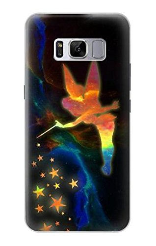R2583 Tinkerbell Magic Sparkle Case Cover For Samsung Galaxy S8