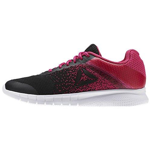 Run–Scarpe Nero– Donna ginnastica da Instalite REEBOK Reebok pxYqw1E1