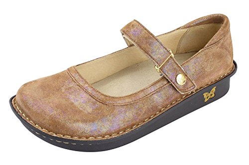 Alegria Womens Belle Mary Jane Desert Essence Size 36