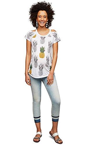 J Brand Jbrand Secret Fit Belly Skinny Leg Maternity Jeans by J Brand Jeans