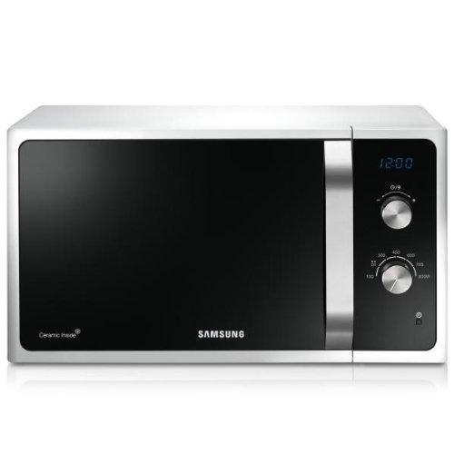 Samsung MS23F301EAW Encimera 23L 800W Blanco - Microondas ...