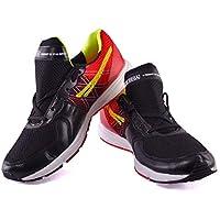 SEGA Men 3D Red Mesh Training Sports Shoes