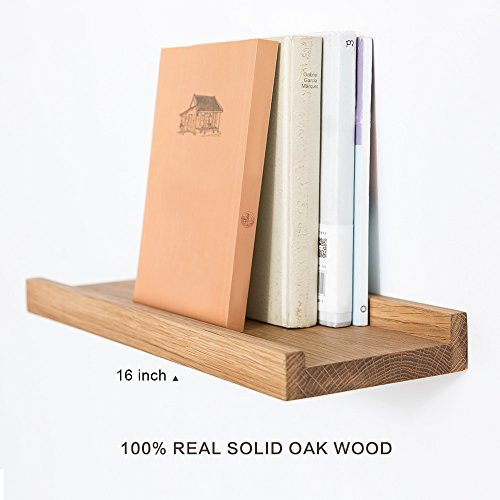 INMAN Floating Shelves Display Wooden Wall Mount Ledge for sale  Delivered anywhere in USA
