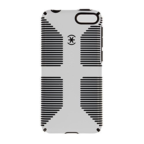 Speck CandyShell Grip Case for Amazon Fire Phone - Retail Packaging - White / Black
