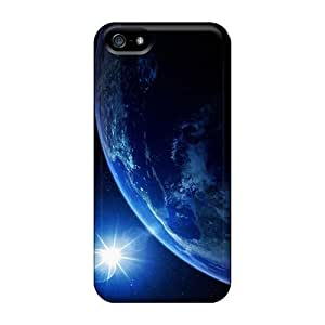 Snap-on Space 4 Cases Covers Skin Compatible With Iphone 5/5s