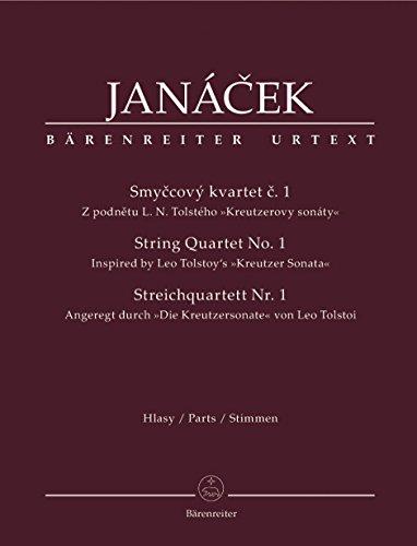 Janáček: String Quartet No. 1 (