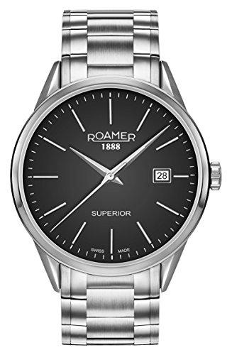 Roamer Mens Watch Superior 3H Gents 508833 41 55 50