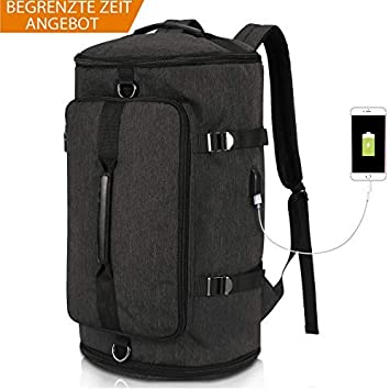 7f6765d047 Large Rucksack Travel Bag Hiking Backpack Weekend Daypacks