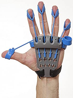 Correct Hands Reverse Hand Grip Strengthener Forearm Training Device Improves Finger Flexibility Helping Hand Stiffness